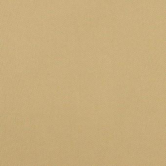 コットン&ビスコース混×無地(サンドベージュ)×サージストレッチ_全2色_イタリア製
