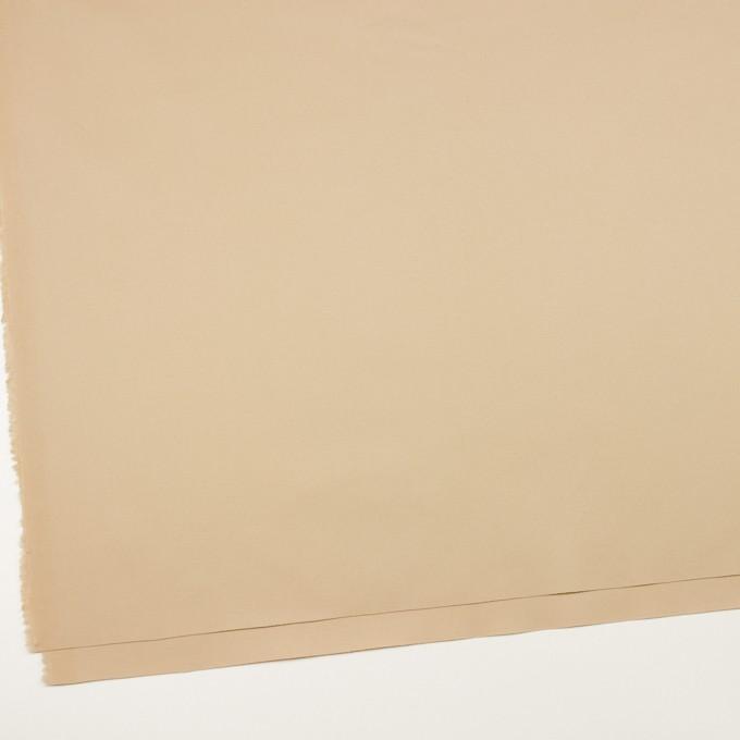 コットン&ポリウレタン×無地(ベージュ)×チノクロス・ストレッチ_全2色 イメージ2