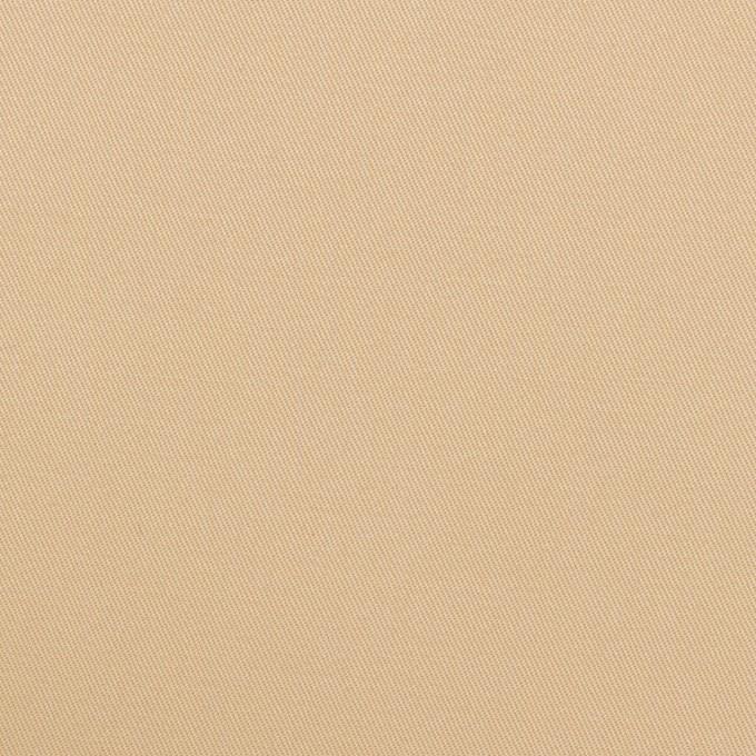 コットン&ポリウレタン×無地(ベージュ)×チノクロス・ストレッチ_全2色 イメージ1