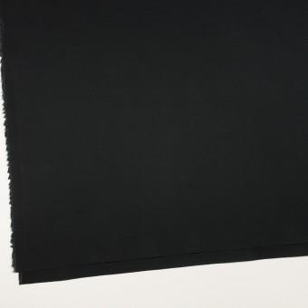 コットン&ポリウレタン×無地(ブラック)×チノクロス・ストレッチ_全2色 サムネイル2