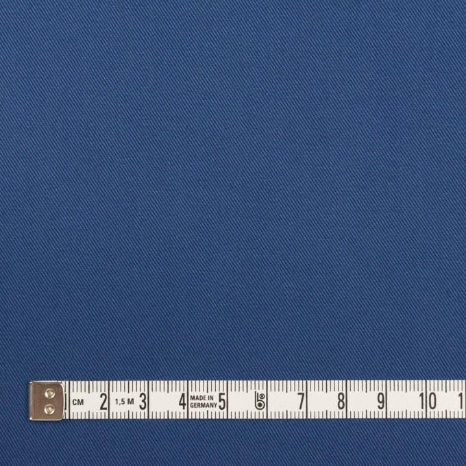 コットン×無地(マリンブルー)×チノクロス イメージ4