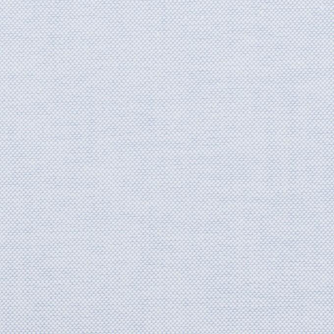 コットン×無地(ペールブルー)×オックスフォード イメージ1