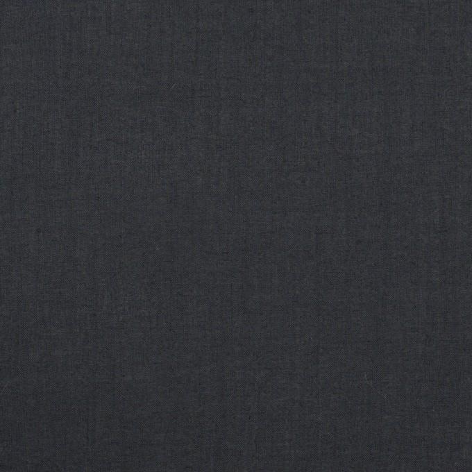 コットン×無地(ダークネイビー)×ローン_全5色 イメージ1