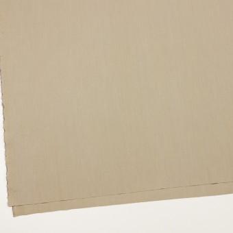 コットン&ポリアミド×無地(カーキベージュ)×シャンブレー_全2色_イタリア製 サムネイル2