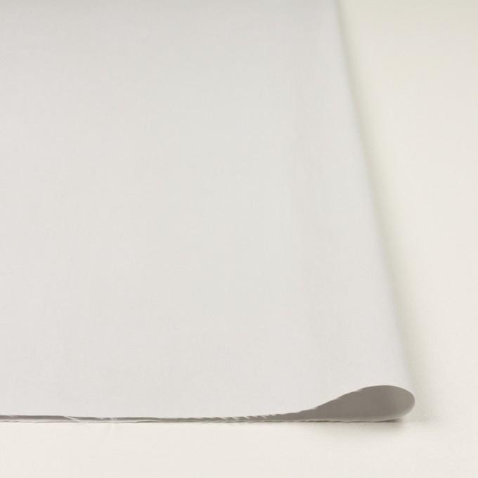 コットン&ポリアミド×無地(シルバーグレー)×サージ_全2色_イタリア製 イメージ3