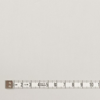 コットン&ポリアミド×無地(シルバーグレー)×サージ_全2色_イタリア製 サムネイル4