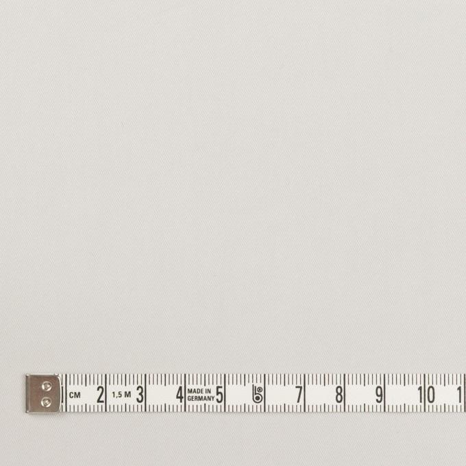 コットン&ポリアミド×無地(シルバーグレー)×サージ_全2色_イタリア製 イメージ4