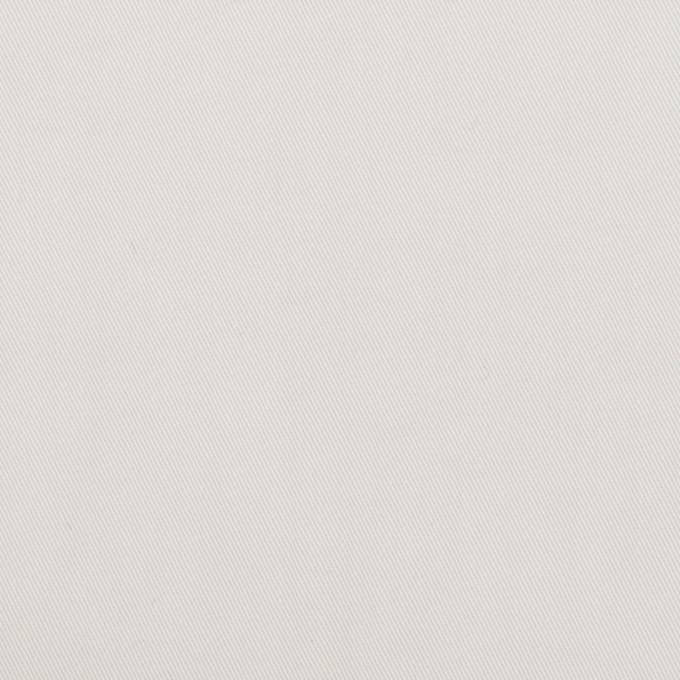 コットン&ポリアミド×無地(シルバーグレー)×サージ_全2色_イタリア製 イメージ1