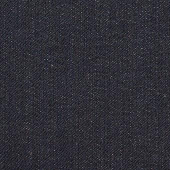 コットン×無地(インディゴ)×デニム(14oz)