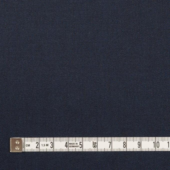コットン×無地(ネイビー)×二重織 イメージ4