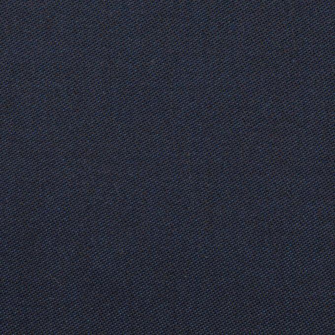 コットン×無地(ネイビー)×二重織 イメージ1