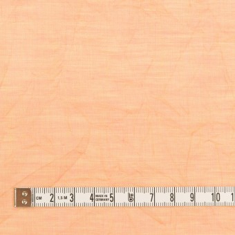 コットン×無地(アプリコット)×ボイルワッシャー_全4色 サムネイル4