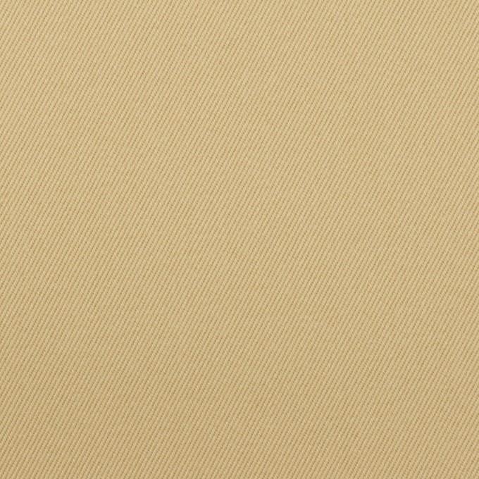 コットン×無地(サンドベージュ)×チノクロス イメージ1