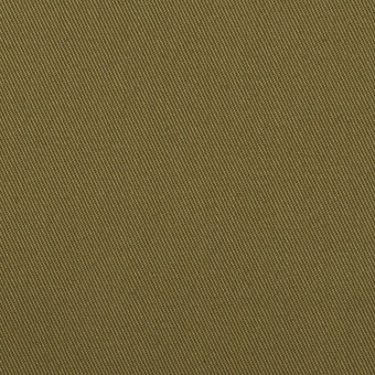 コットン×無地(ダークカーキグリーン)×チノクロス サムネイル1