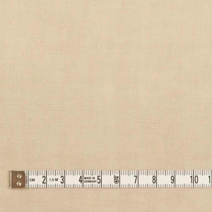 リネン×無地(ミルクティ)×薄キャンバス イメージ4