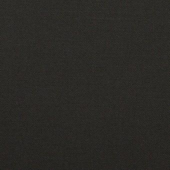 コットン&ポリウレタン×無地(ブラック)×ギャバジン・ストレッチ サムネイル1