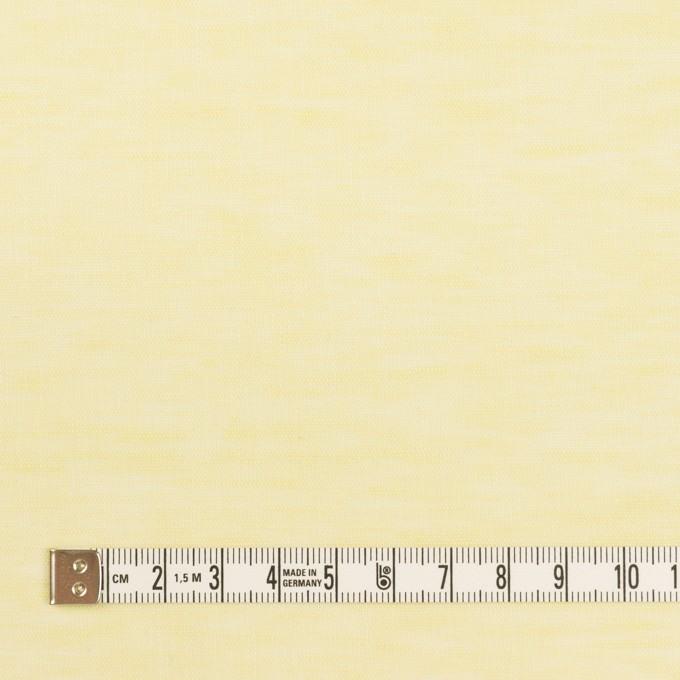 コットン×無地(イエロー)×ボイル_全3色 イメージ4