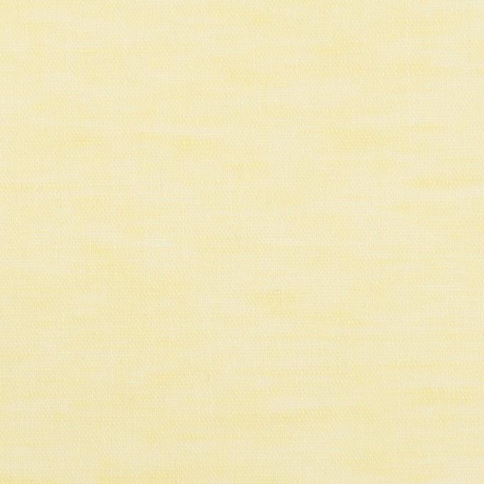 コットン×無地(イエロー)×ボイル_全3色 イメージ1
