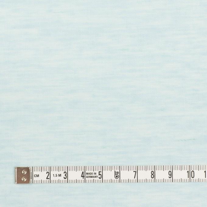 コットン×無地(スカイブルー)×ボイル_全3色 イメージ4