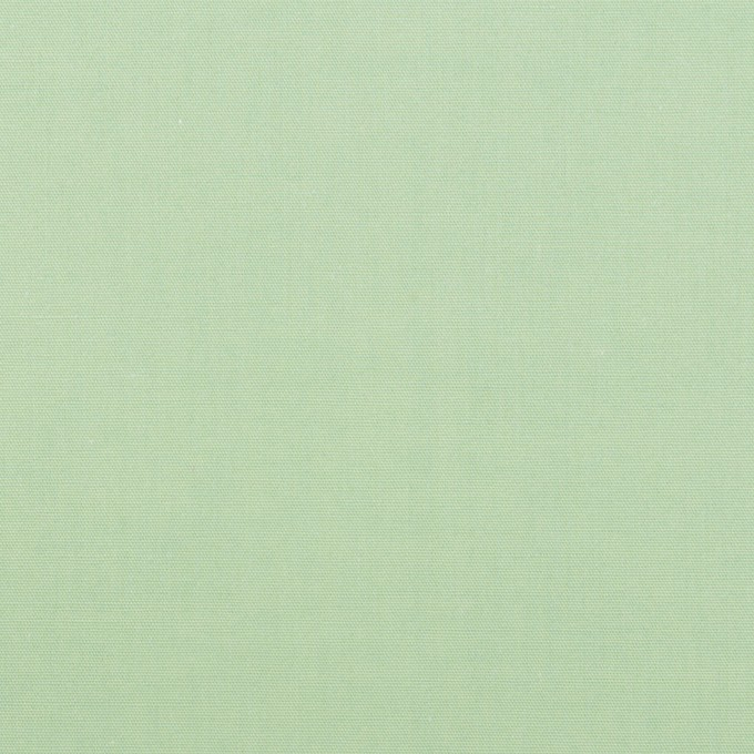 コットン×無地(スカイグリーン)×ブロード イメージ1