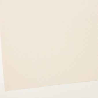 コットン&シルク×小紋(キナリ)×ローンジャガード_全2色 サムネイル2