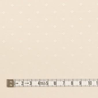 コットン&シルク×小紋(キナリ)×ローンジャガード_全2色 サムネイル4