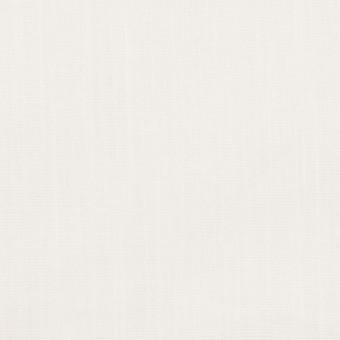 コットン&ラミー×無地(オフホワイト)×ポプリンワッシャー_全2色