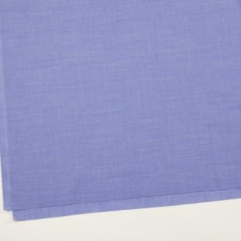 コットン&テンセル混×無地(ブルー)×シャンブレー・ローン_全3色 サムネイル2