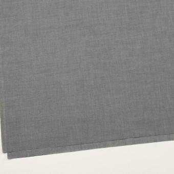 コットン&テンセル混×無地(チャコールグレー)×シャンブレー・ローン_全3色 サムネイル2