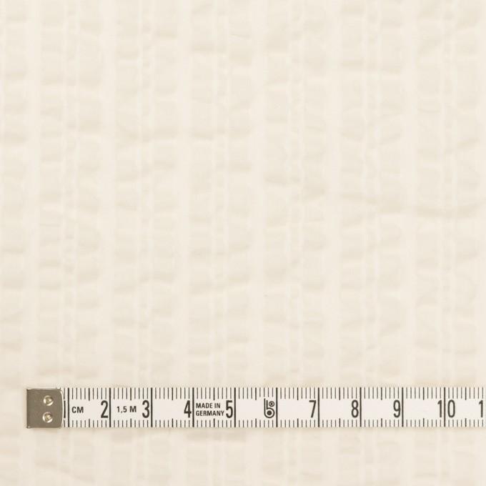 コットン×無地(アイボリー)×ボイルサッカー_全2色 イメージ4