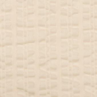 コットン×無地(ライトベージュ)×ボイルサッカー_全2色 サムネイル1