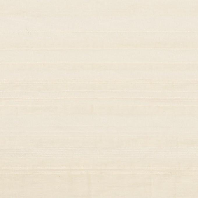 ナイロン&コットン×ボーダー(キナリ)×オーガンジー・ジャガード イメージ1