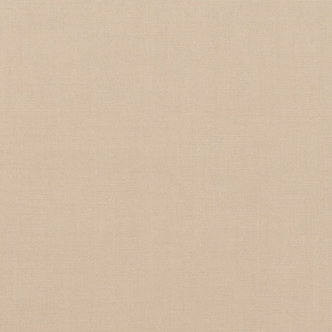 コットン×無地(ライトベージュ)×ブロード イメージ1
