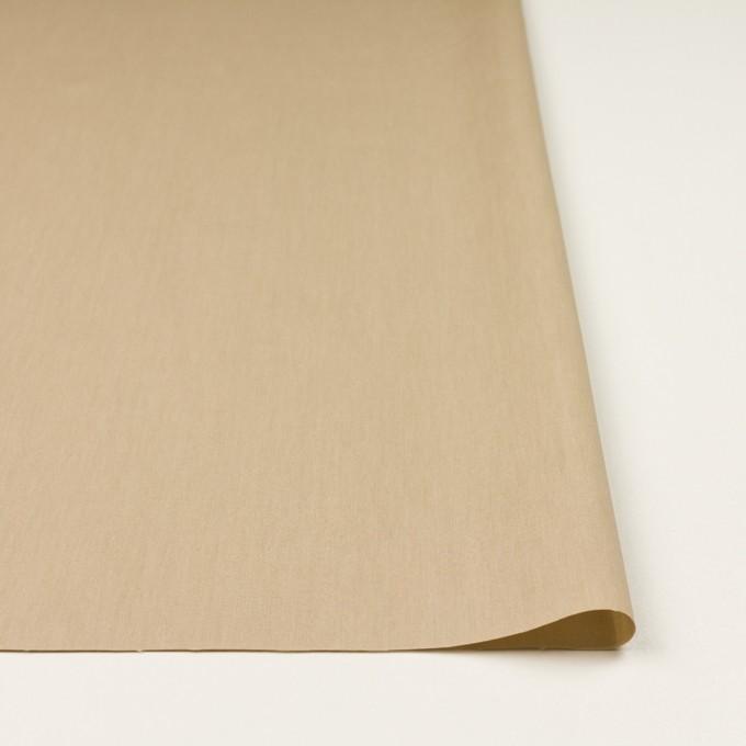 コットン&テンセル×無地(ベージュ)×ブロード_全3色 イメージ3