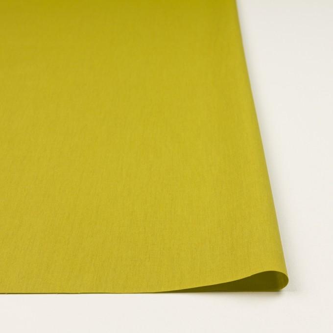 コットン&テンセル×無地(アボカド)×ブロード_全3色 イメージ3