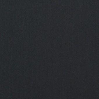 コットン&ポリアミド×無地(アッシュネイビー)×サテン_イタリア製