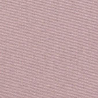 コットン&シルク×無地(グレイッシュピンク)×サージ_全4色