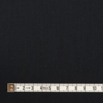 コットン&シルク×無地(ブラック)×サージ_全4色 サムネイル4