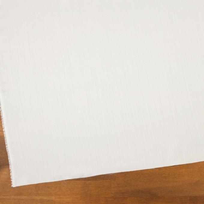 裏地_ベンベルグ(ホワイト)_薄地用_透け防止マットタイプ_全4色 イメージ2