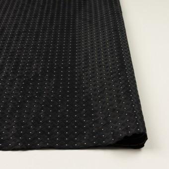 ポリエステル×ドット(ブラック)×形状記憶ジャガード サムネイル3