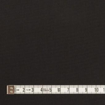 コットン&ポリアミド×無地(チャコールブラック)×高密ブロード_イタリア製_全2色 サムネイル4