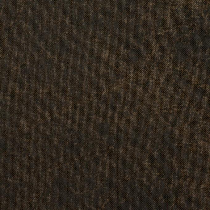 ポリエステル×ミックス(ダークブラウン)×ジョーゼット・ワッシャー イメージ1
