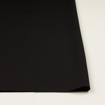 ポリエステル×無地(ブラック)×ジャガード サムネイル3