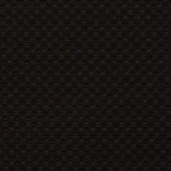ポリエステル×無地(ブラック)×ジャガード