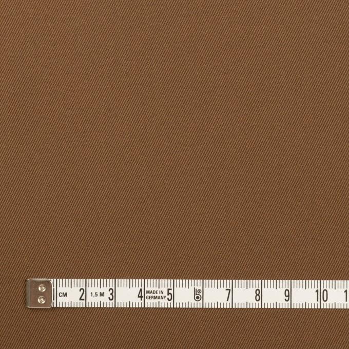 コットン×無地(ブラウン)×チノクロス イメージ4