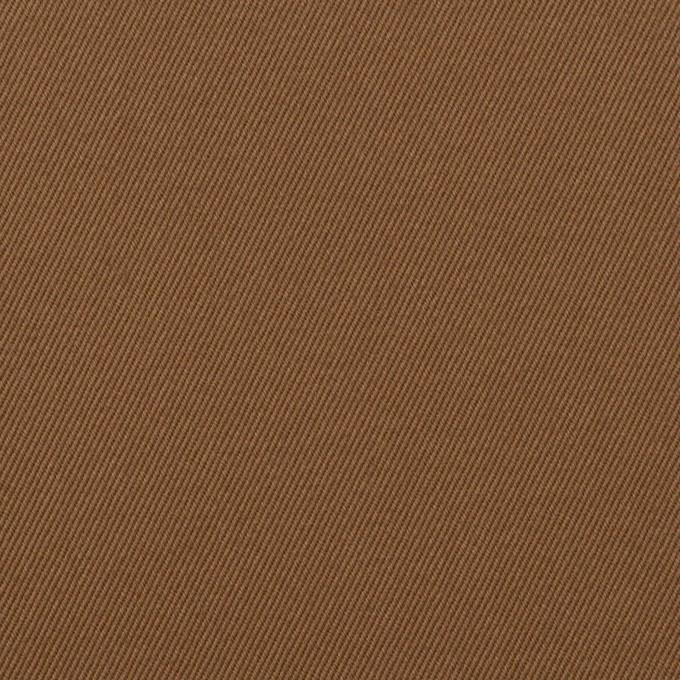 コットン×無地(ブラウン)×チノクロス イメージ1