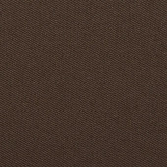 コットン×無地(チョコレート)×シャンブレー・ギャバジン サムネイル1
