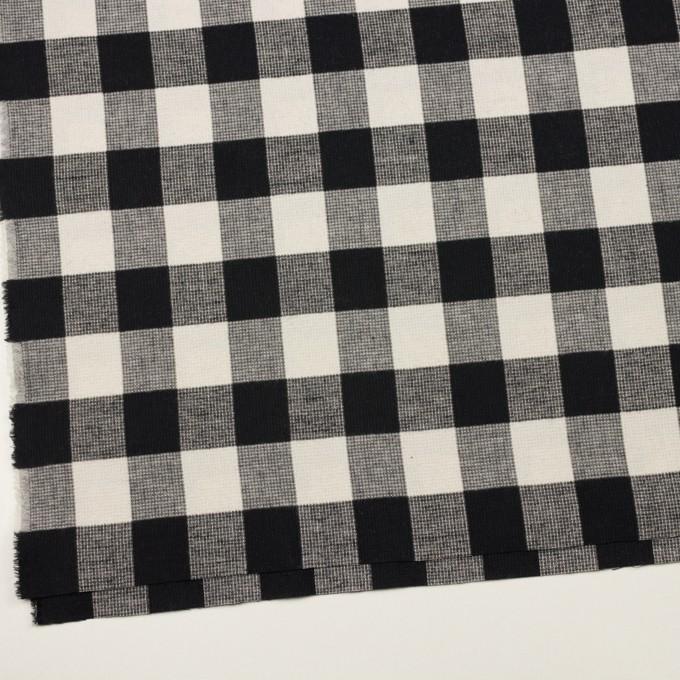 コットン×チェック(オフホワイト)×蜂巣織_全3色 イメージ2