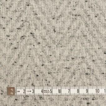 コットン×ミックス(グレー)×ヘリンボーン_全2色 サムネイル4