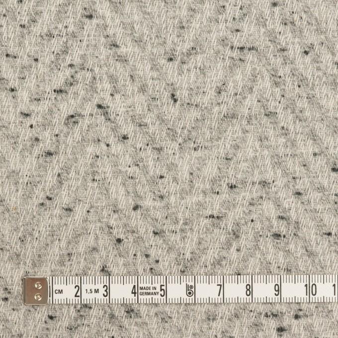 コットン×ミックス(グレー)×ヘリンボーン_全2色 イメージ4